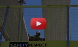 Ny säkerhetslösning för fallskydd.