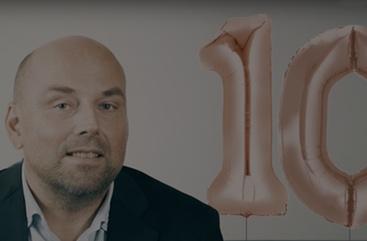 Prefabsystem firar 10 år.