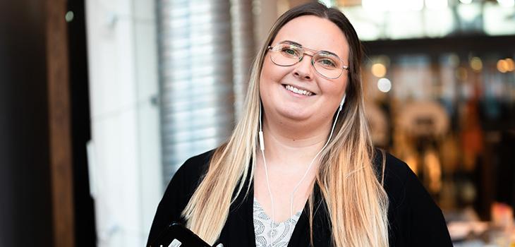 Sandra Skullman på Prefabsystem